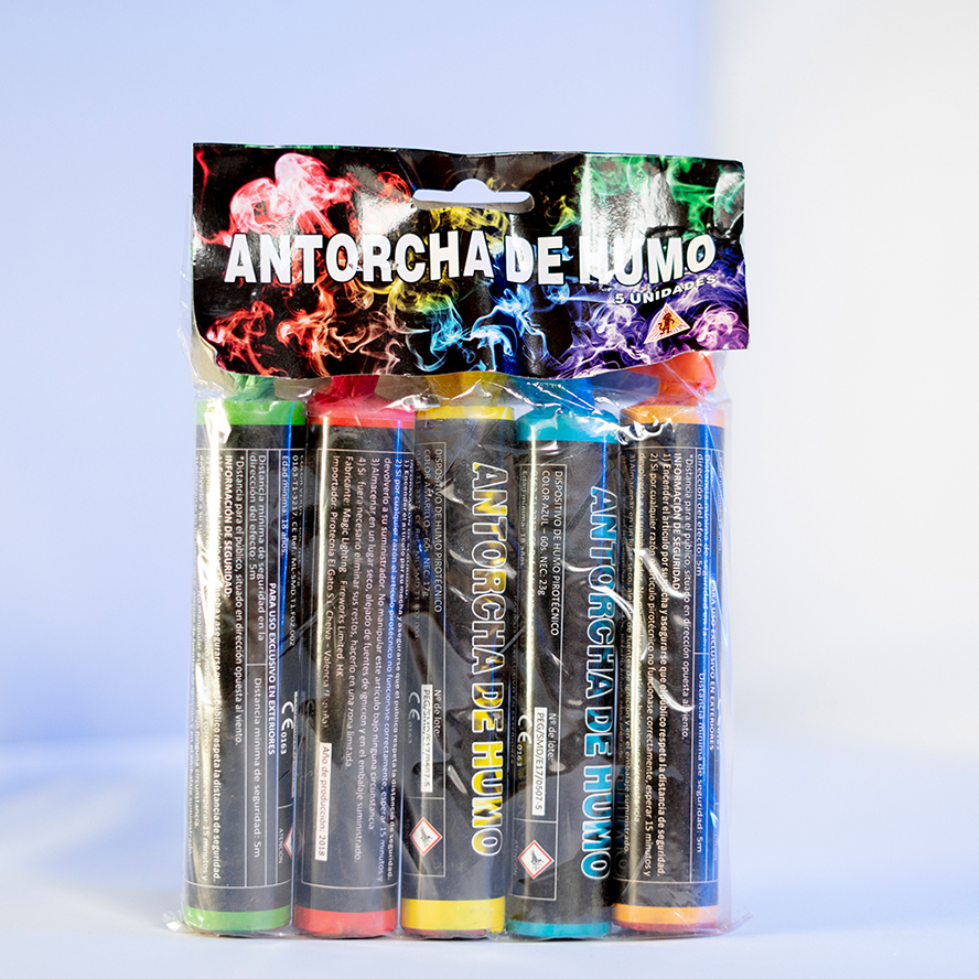 paquete bengalasde gumo,bombasdehumo,vender, vemta de bengalas de humo