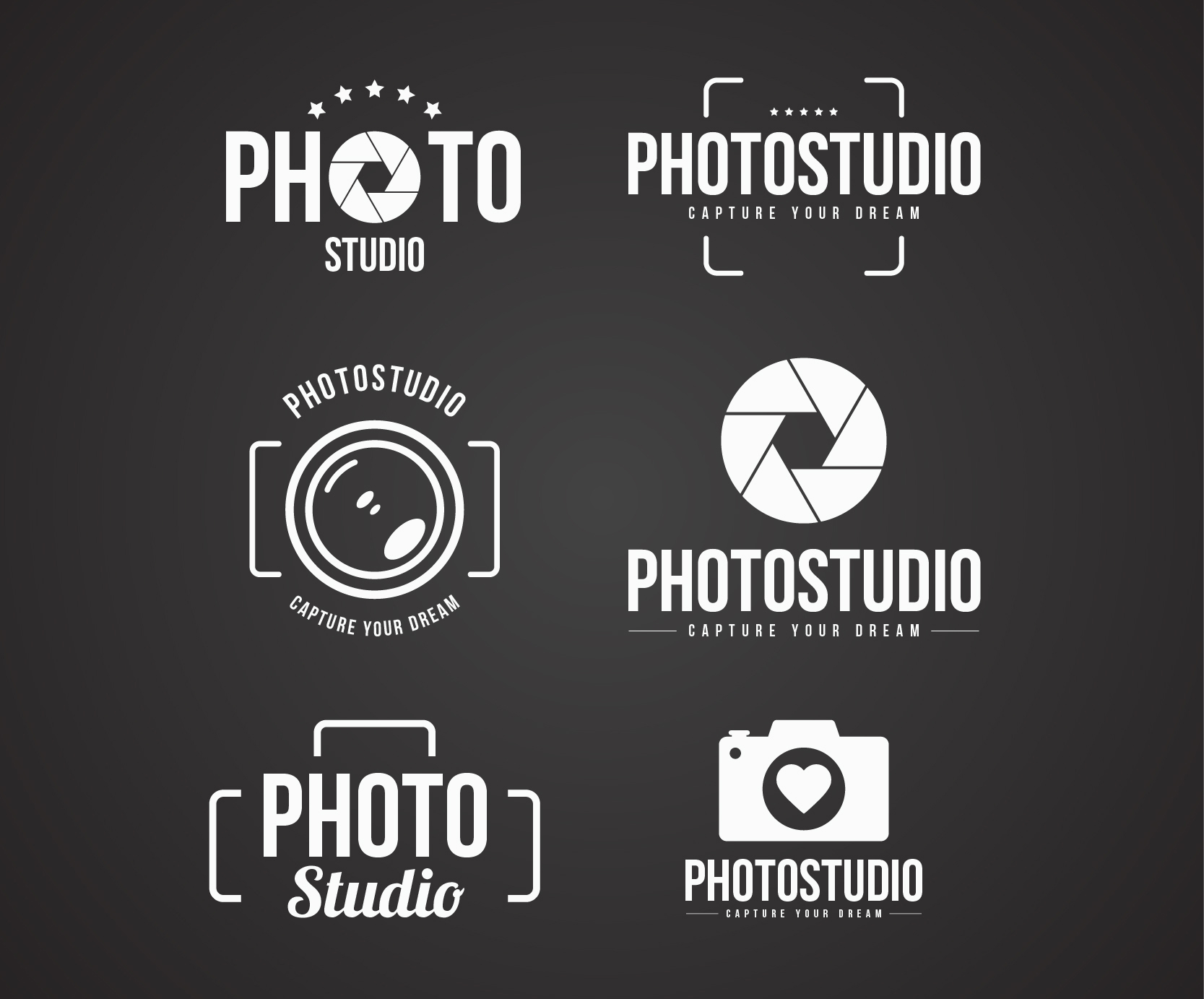 Photo Studio Label
